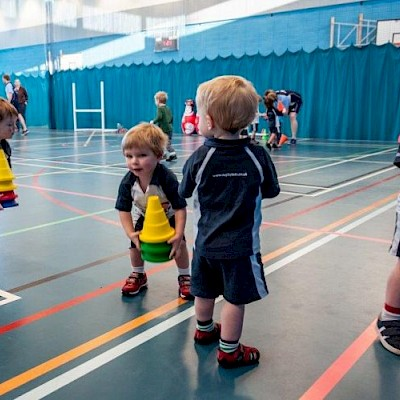 Rugby Tots Bournside School