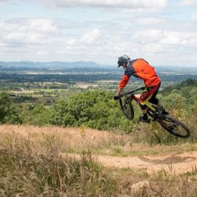 Bike Parks, Climbing Walls and Ninja Warrior Courses – Cheltenham has never been so extreme