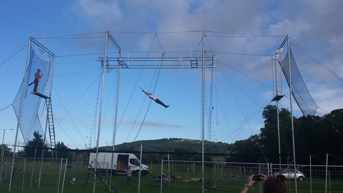 Cheltenahm Trapeze Classes   At 4 Locations in Cheltenham ...