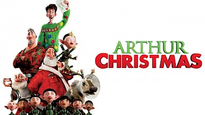 Arthur Christmas Characters.Countdown To Christmas Cheltenham Rocks