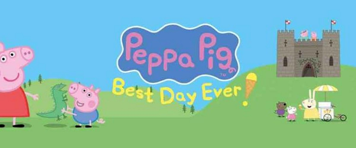 Peppa Pig Live Cheltenham Rocks
